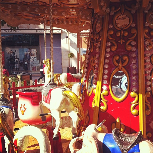 Merry-Go-Round - from Instagram