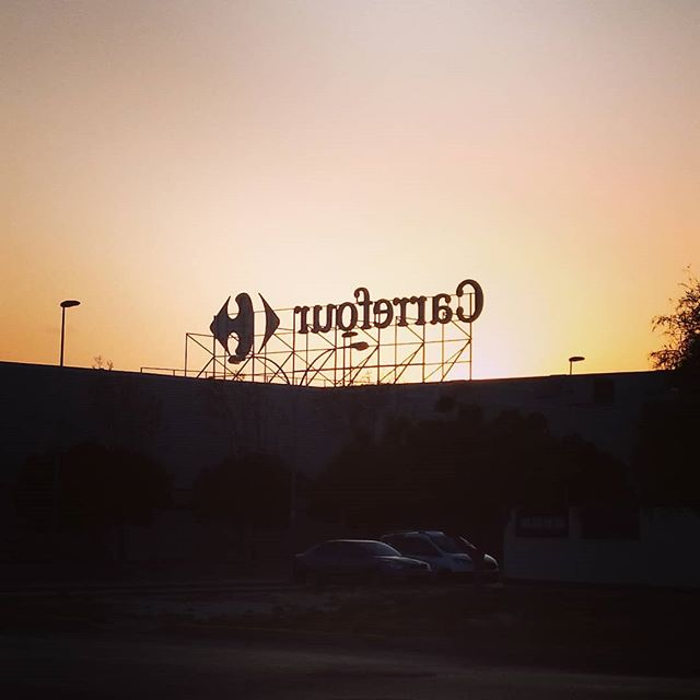 #autohash #Torrevieja #Spain #ComunidadValenciana #sunset #silhouette #dawn #landscape #sky #outdoors #dusk #evening #light #sun #tree #nature #silhouetted #travel #traveling #visiting #instatravel #instago #dark #backlit #fog #weather #sunset - from Instagram