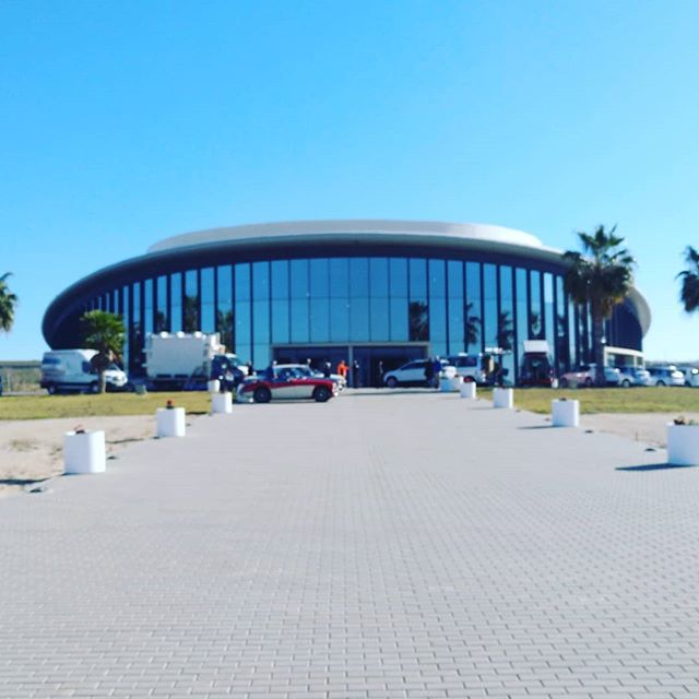 #autohash #Torrevieja #Spain #ComunidadValenciana #sky #daylight #travel #traveling #visiting #instatravel #instago #outdoors #architecture #modern #building #road #tourism #vehicle #tree #city #business #water #bridge #landscape #environment #seashore - from Instagram