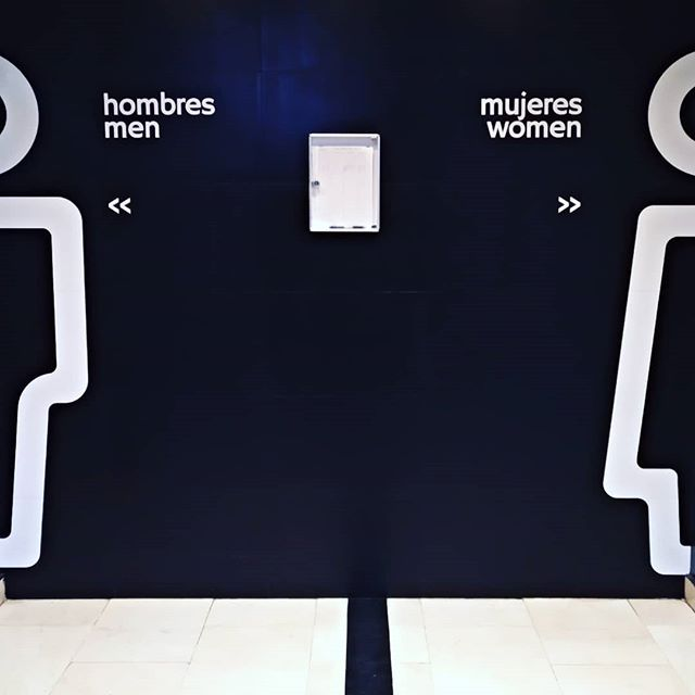#toilets #men #women#autohash #Cartagena  #Spain #Murcia  #illustration #sign #business #technology #tech #techie #geek #techy #people #internet #signalise #design #control #vectors #facts #shadow #computer #safety #abstract - from Instagram