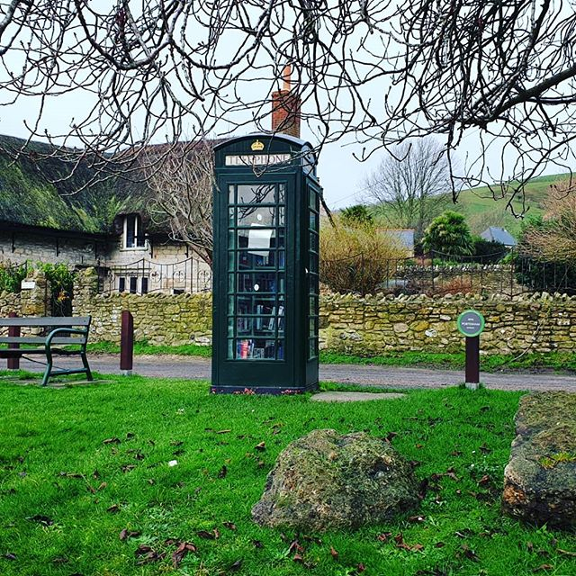 #autohash #Portesham #UnitedKingdom #England #architecture #telephone #travel #traveling #visiting #instatravel #instago #town #old #city #building #tree #outdoors #public #urban #tourism #street #grass #park #booth #traditional #library #phonebox - from Instagram