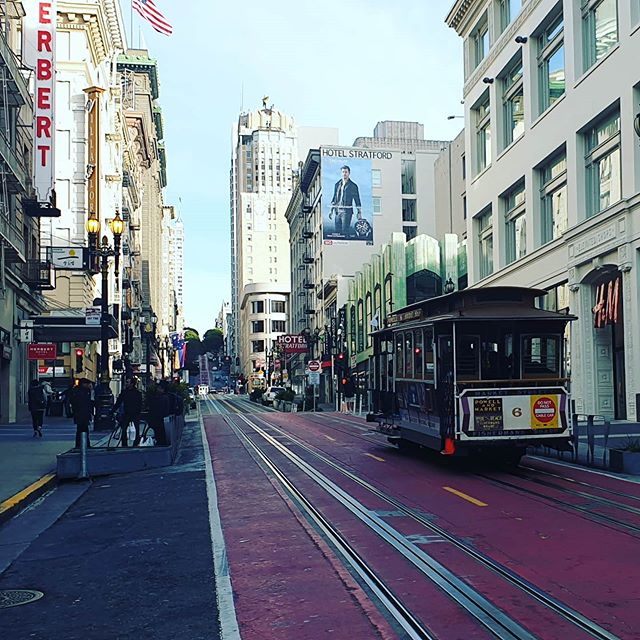 #autohash #SanFrancisco #UnitedStates #California #tram #street #tramway #city #travel #traveling #visiting #instatravel #instago #traffic #locomotive #urban #road #train #tourism #railway #town #public #narrow #bus #downtown #tourist - from Instagram