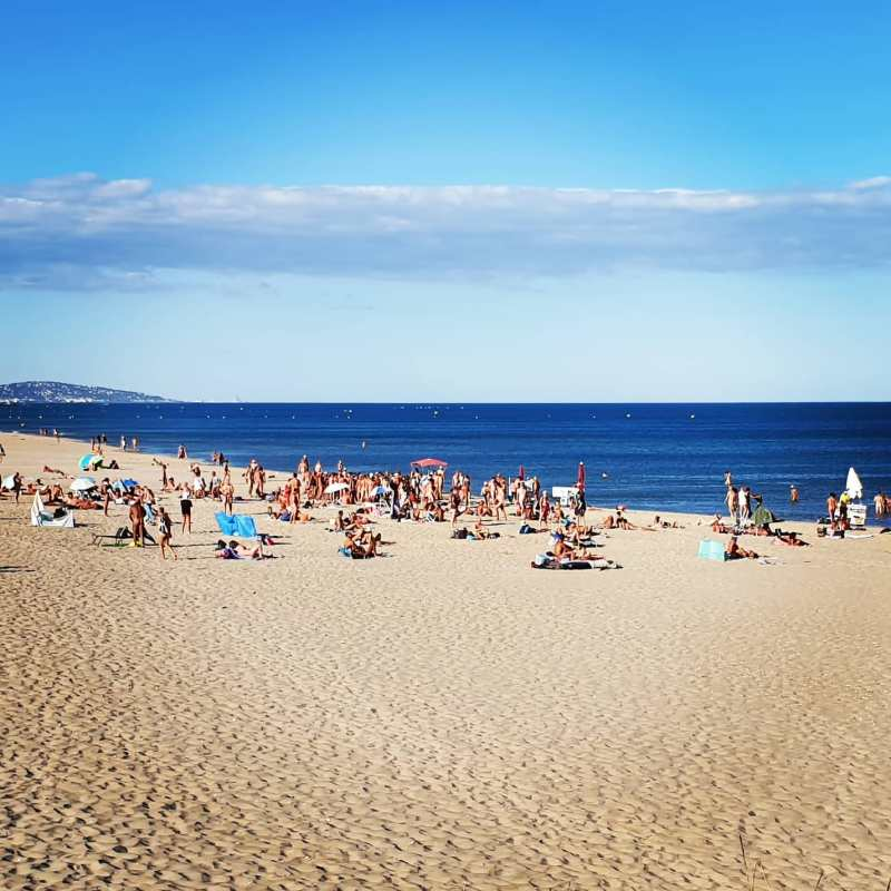 #autohash #capd'agde #france  #nudist #beach #seashore #sea #sand #ocean #summer #vacation #water #travel #traveling #visiting #instatravel #instago #nature #sky #tourism #shore #sunny #wave #horizon #panoramic #landscape #seaside #sun - from Instagram