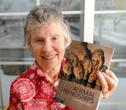 Anne Dagg, Canadian zoologist, biologist, feminist, and author of numerous books.