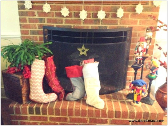 stockings for all...