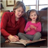 a little help from Grandmama