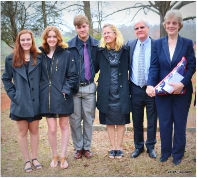 Shafe Alexander family