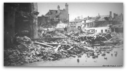 shelling in my hometown