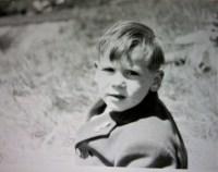 three-year-old me