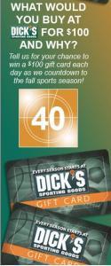 Twitter-Case-Study-Dicks-Sporting-Goods-100-Gift-Card
