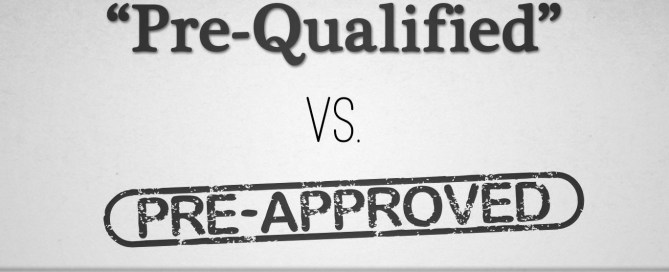 prequalified preapproved