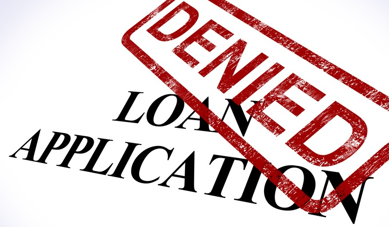 Loan Application Denied