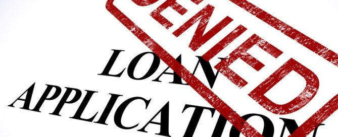 Loan Application Denied