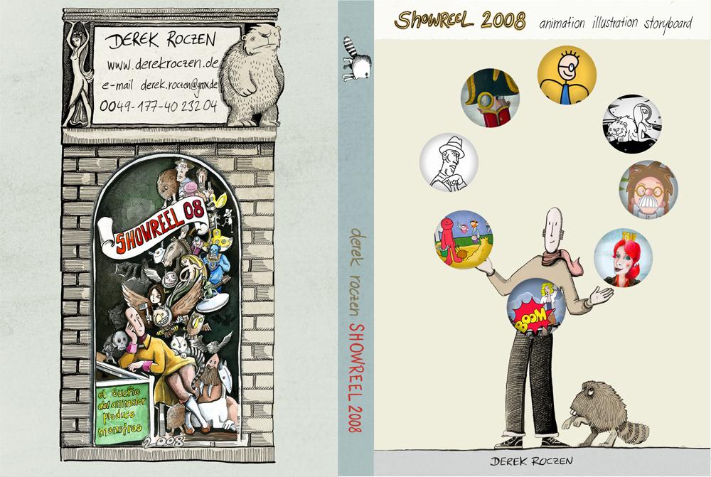 showreel2008_cover1