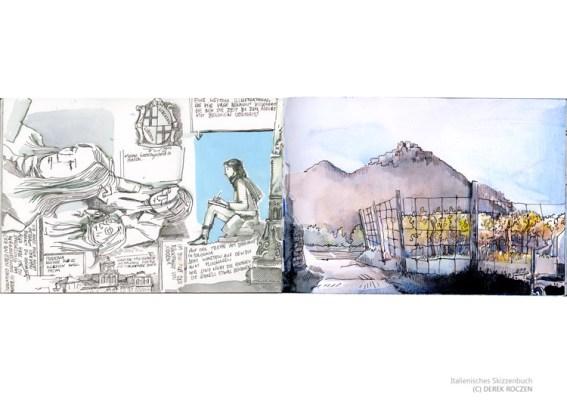 Italienisches Skizzenbuch 2