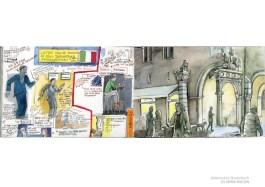 Italienisches Skizzenbuch