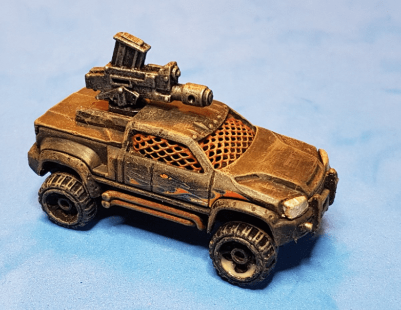 Magnets For Cars >> Gaslands – Derek's Wee Toys
