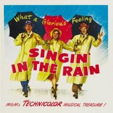 Image result for SINGIN' IN THE RAIN 1952 movie