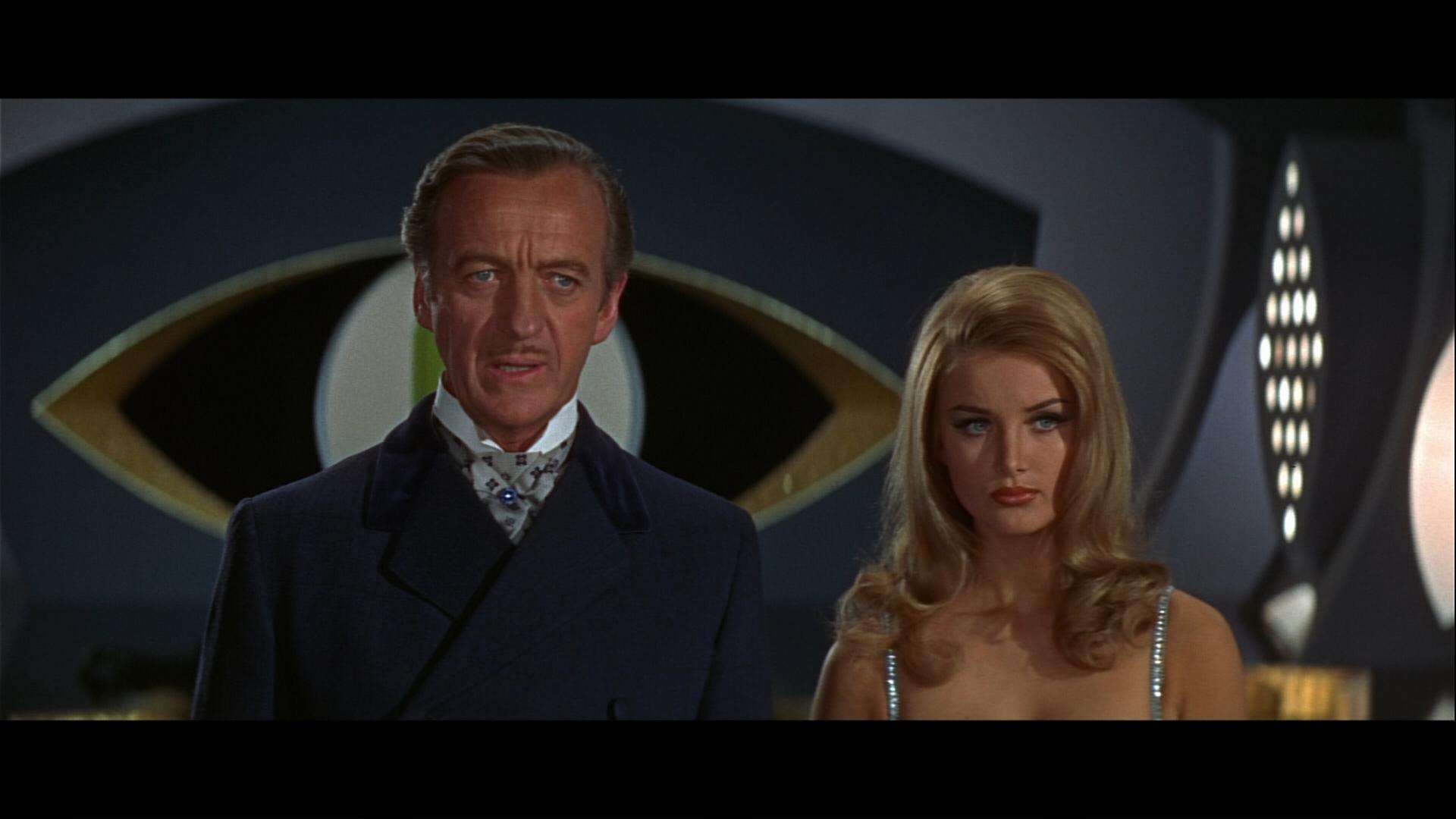 Casino Royale 1967 David Niven Peter Sellers Woody