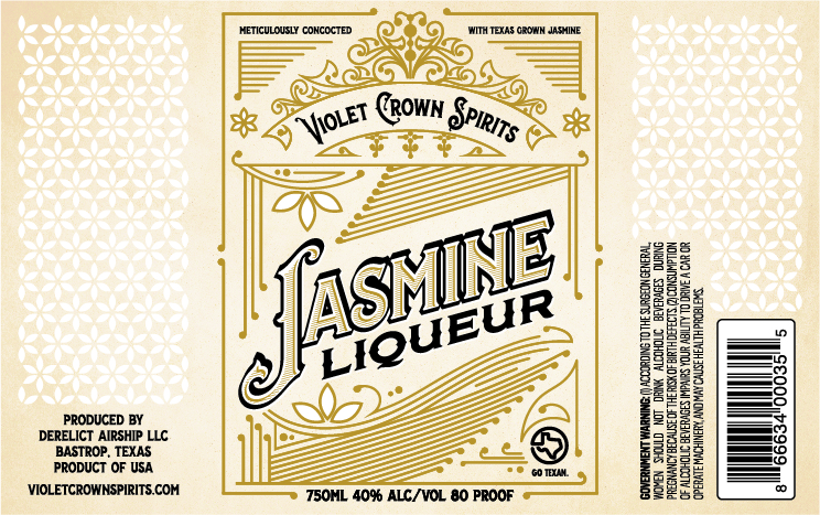 Jasmine-Cola-label