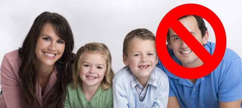 Resultado de imagem para criança sem pai