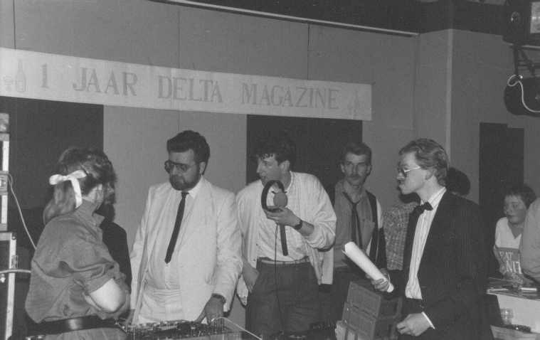 Eerste Dordtse Radio Party