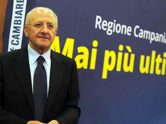 Regione Campania affida a DeRev la strategia digitale e la comunicazione sui social media