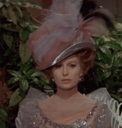 Silvana Mangano in Tod in Venedig