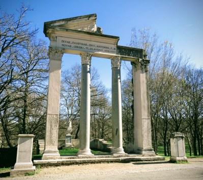 Die Antwort Roms auf den Parthenon ...