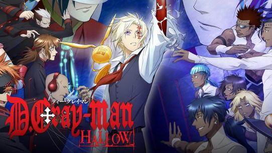 anime like demon slayer -  D.Gray Man