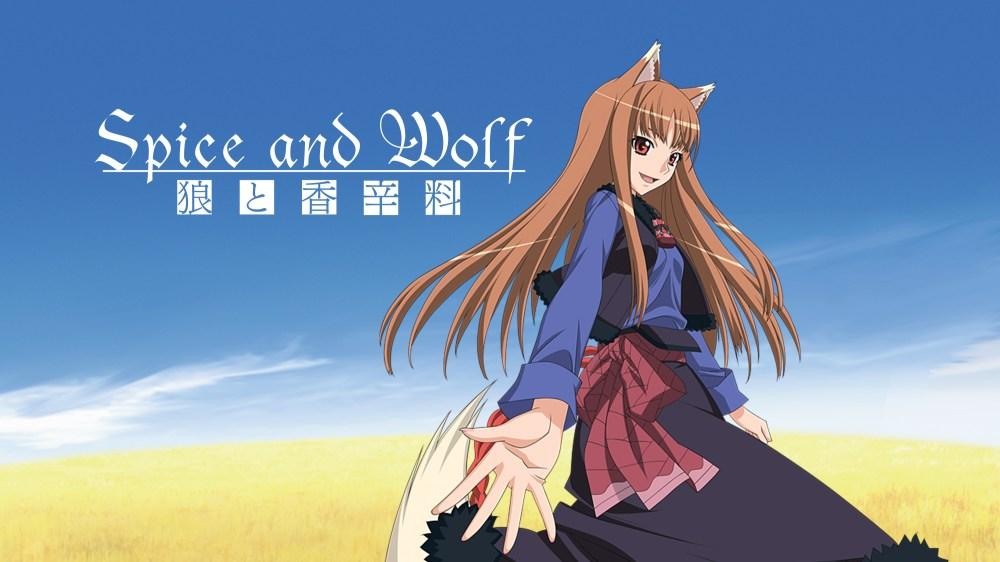 Resultado de imagen para spice and wolf