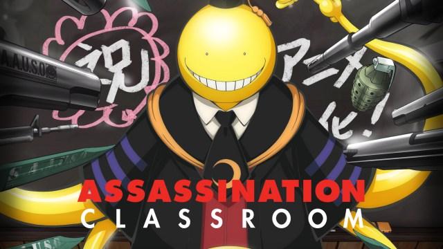Anime like MHA #2 - Assassination Classoom
