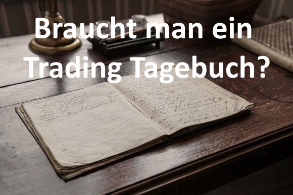 Tagebuch nötwendig