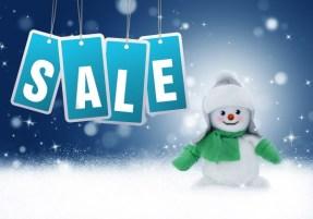 Winter Verkauf