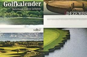 Golf Post Golfkalender 2016