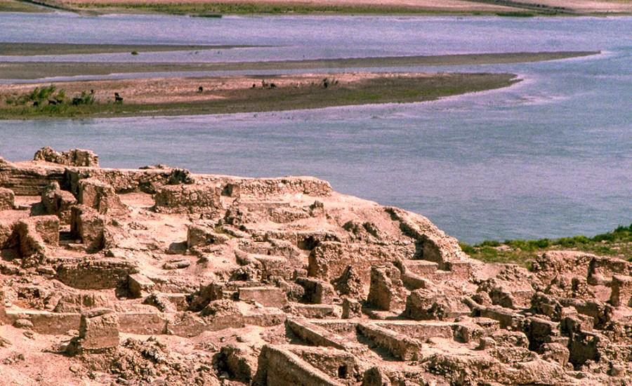 Dura Europa: Ruinen am Euphrat