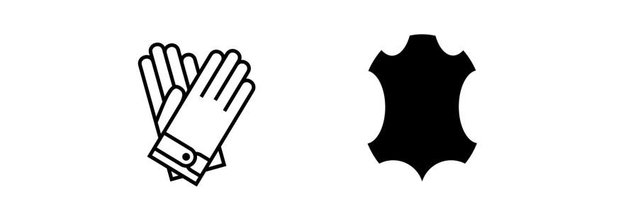 Icons: Handschuhe, Protektor