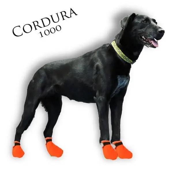 Booties 1000er Cordura