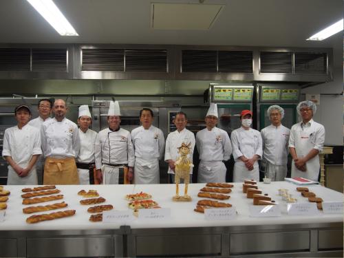 飾りパン&仏ブルターニュ地方伝統の パン・菓子講習会