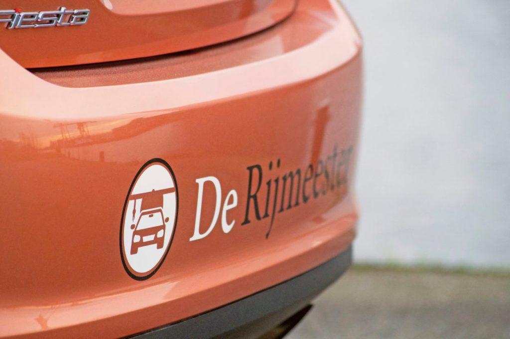 Logo De Rijmeester