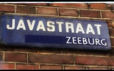 STARKE STRECKE AMSTERDAM: JAVASTRAAT