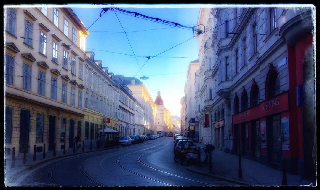 Spittelbergquartier Siebensterngasse Wien