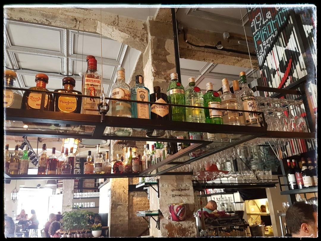 Cafe Raisa in Tel Aviv, Quartier Old Jaffa