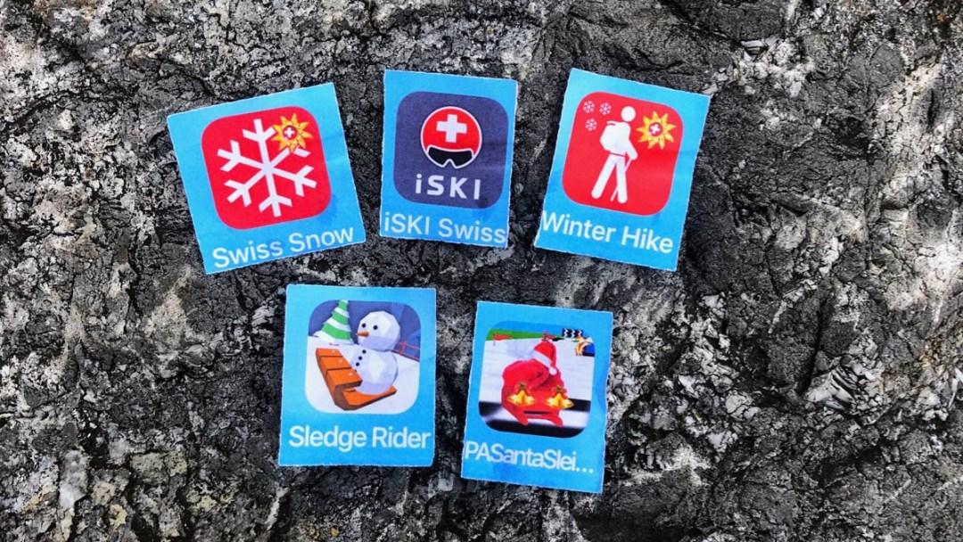 Winter-Apps: die besten Apps für den Winter