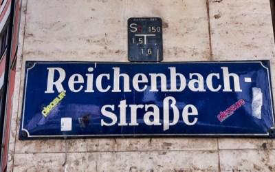 STARKE STRECKE MÜNCHEN: REICHENBACHSTRASSE