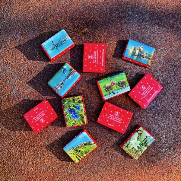 Reise-Tool Schokolade: Mitnehmen ja. Essen nein, sagt der Reiseblogger der Internaut