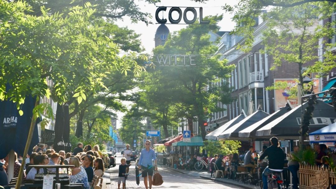 Stadtspaziergang Rotterdam Witte de Withstraat
