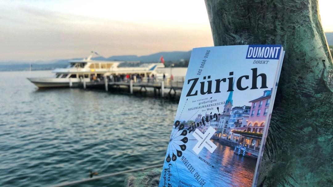 Reiseführer Dumont direkt Zürich im Test