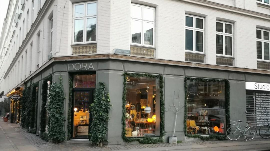 Shopping in Kopenhagen: Boutique Dora, eine gute Station für ein Mitbringsel aus der Hauptstadt von Dänemark