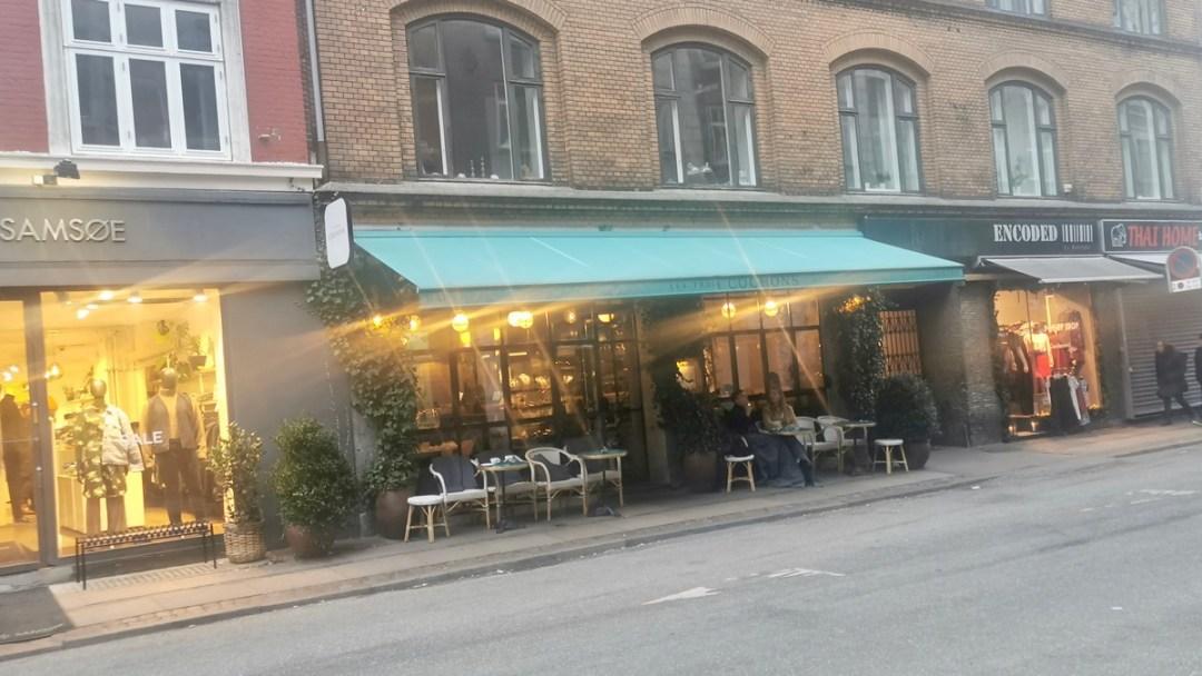 Kopenhagen Tipp: Restaurant Les Trois Cochons